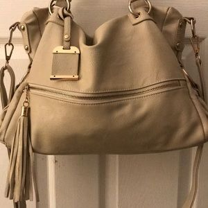 Large crossbody purse